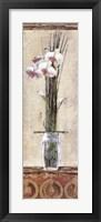Framed Zen Orchid Ii