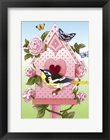 Framed Love Shack