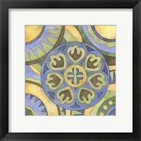 Framed Geometry & Color Part 2 - # 9