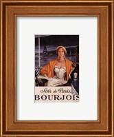 Framed Soir de Paris Bourjois