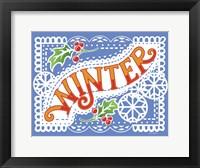 Framed Winter