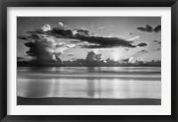 Framed Atlantic Sunrise No. 19