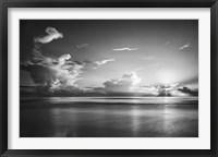 Framed Atlantic Sunrise No. 27