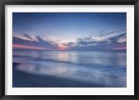 Framed Atlantic Sunrise No. 7