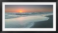 Framed Atlantic Sunrise No. 8