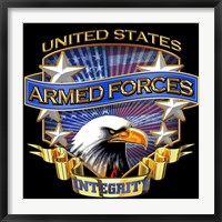 Framed Armed Forces
