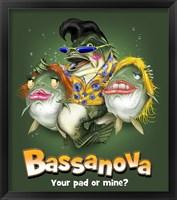 Framed Bassanova