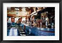 Framed Ralph's Diner