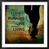 Framed Run II