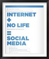 Framed Social Media