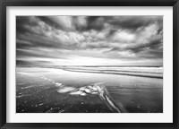 Framed Ebb Tide
