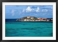 Framed Island Haven