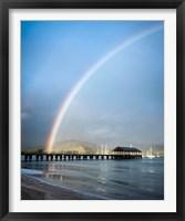 Framed Rainbows at Hanalei II