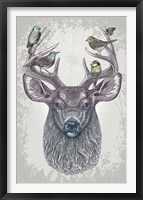 Framed Magic Buck