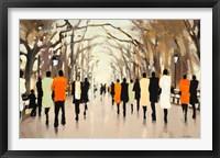 Framed Poet's Walk