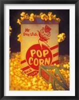 Framed 3D Popcorn