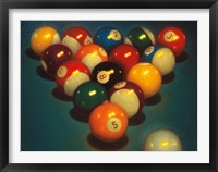 Framed Eight Ball II
