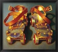 Framed Roller Skates II