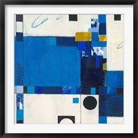 Framed Blueberry Hill III