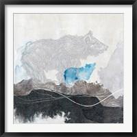 Framed Bear 1