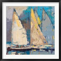 Framed Breeze, Sail and Sky