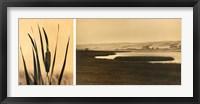 Framed Tomales Bay #2