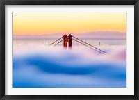 Framed Across The Bay
