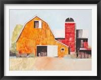 Framed Barn No. 3