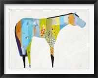 Framed Horse No. 27