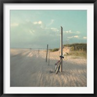 Framed Biking on Ocracoke