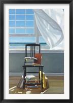 Framed Beach Scholar