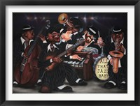 Framed All That Jazz, Baby!