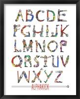 Framed Alphakick