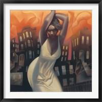 Framed Harlem Heat