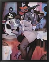 Framed Harlem Nocturne