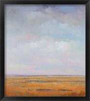 Framed Midday Marsh