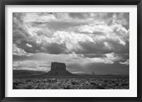 Framed Monument Valley