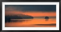 Framed Afterglow