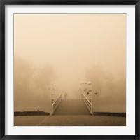 Framed Lost in Fog
