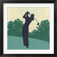 Framed Play Golf I