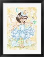 Framed Fairie Princess