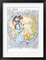 Framed Flower Fairie