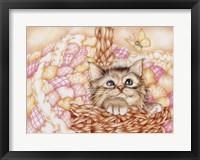 Framed Pinkie