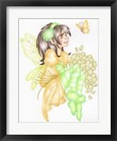 Framed St. Patricks Fairie