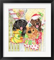 Framed Christmas Stocking Fillers