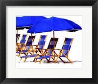 Framed Beach Chairs II