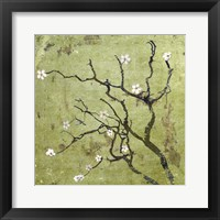 Framed Cherry Tree I