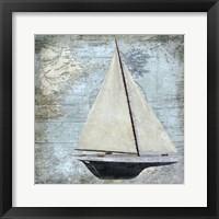 Framed Sailing I