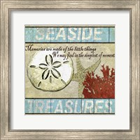 Framed Seaside Treasures