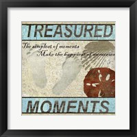 Framed Treasured Moments